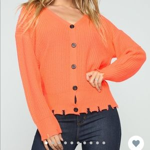 NWT fashion nova sweater